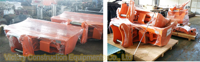 tilt bucket for ex200 and ex120