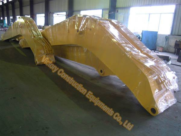 excavator long reach attachment for pc200-8