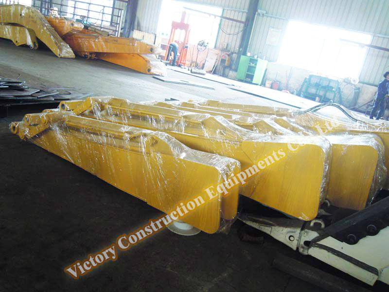 extension arm for excavator