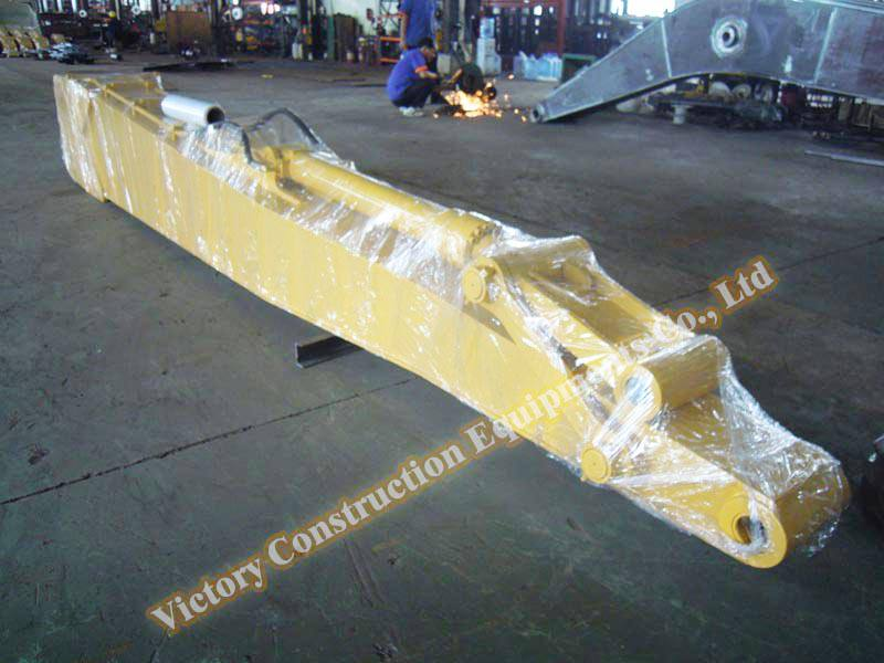 extension sticks for excavator
